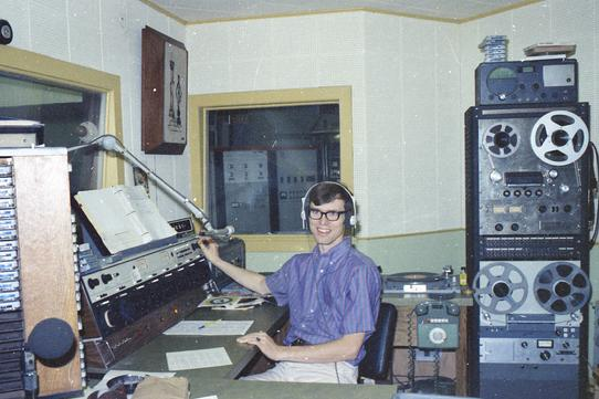 KTCR-FM  Studio Photo